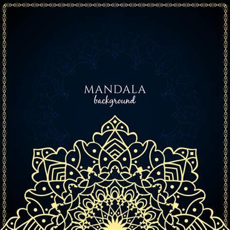Abstract beautiful luxury mandala background   Download