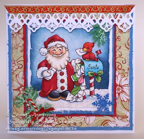 Santas mailboxupfront