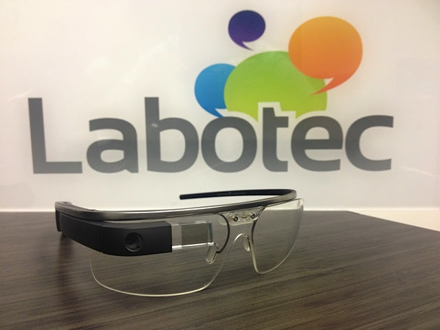 Labotec And Google Glass