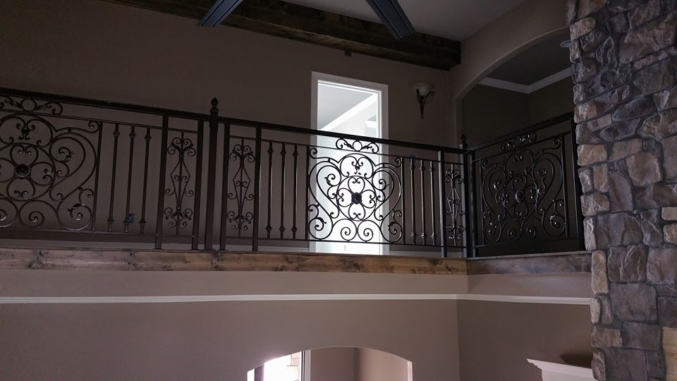 Custom Balcony Railings Awnings Gates Fences In Shreveport