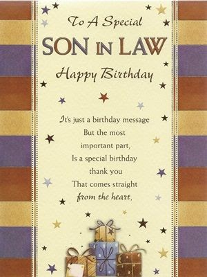 Happy Birthday Images Happy Birthday Son In Law Images For Facebook