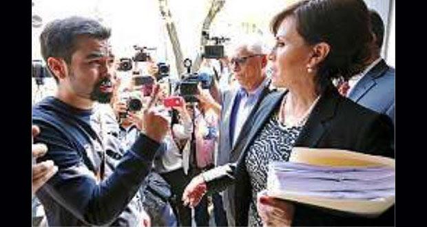 Rosario Robles no demandará al diario que la acusa de corrupción