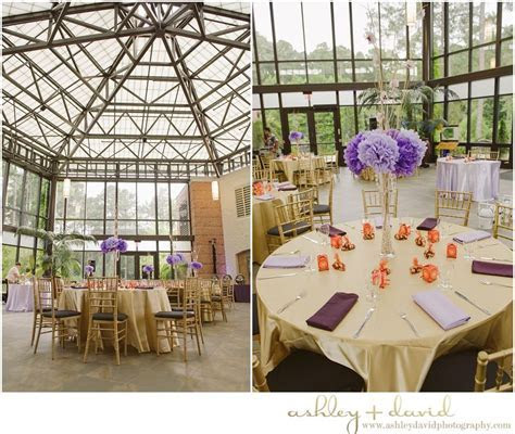 Wedding Venue: Cape Fear Botanical Garden in Fayetteville