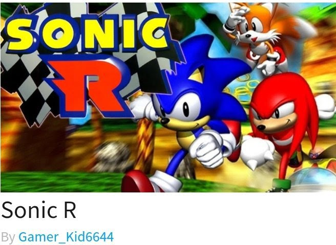 Top 3 Best Roblox Sonic Games On Xbox One Sonic The - how to make your own roblox game xbox one