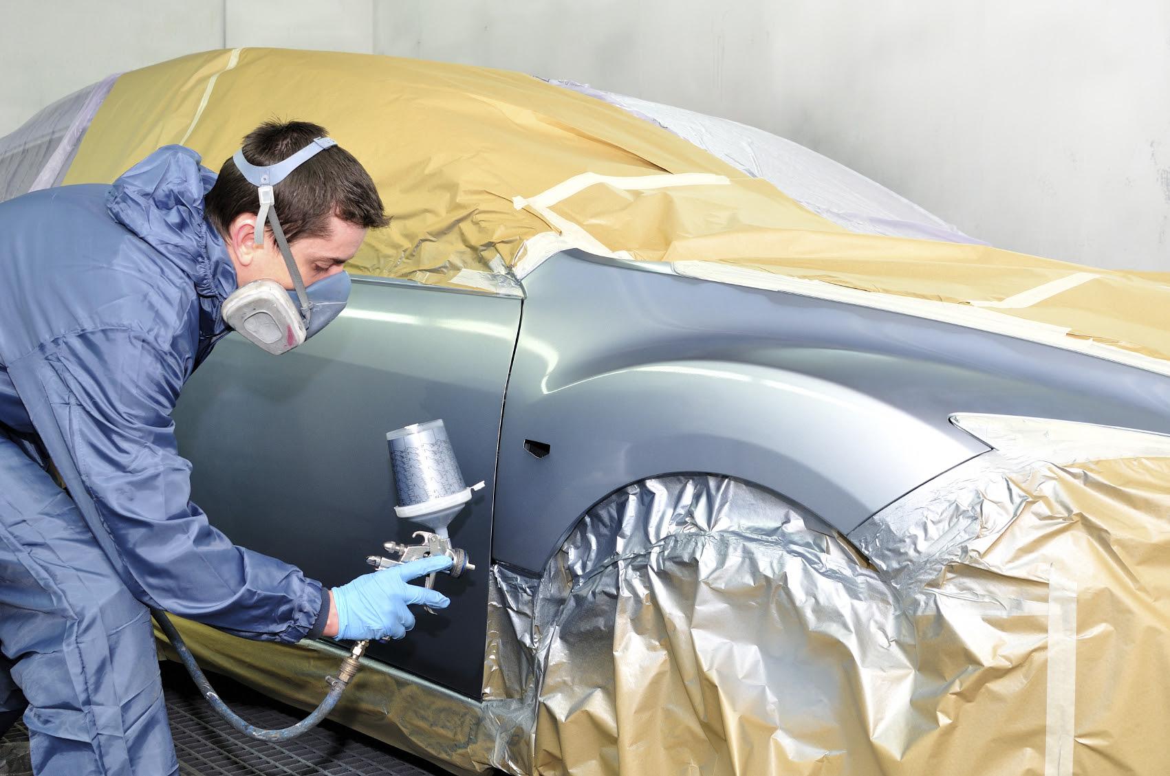 Car Paint Job Tempe Arizona - DIY Auto Paint Tips