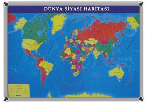 akyazi duenya siyasi harita
