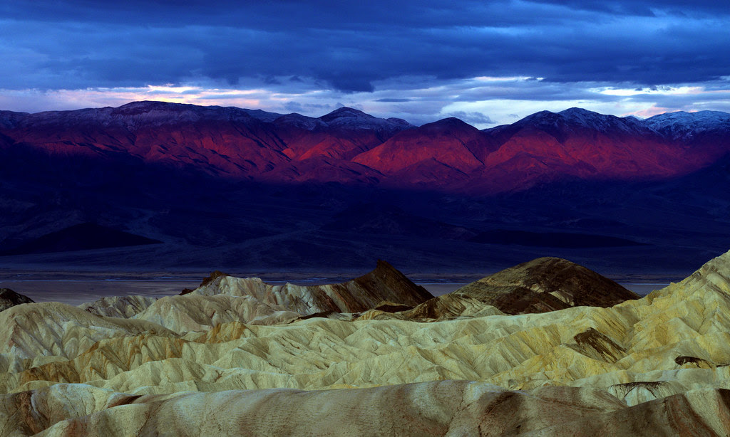Death Valley Sunrise 2012