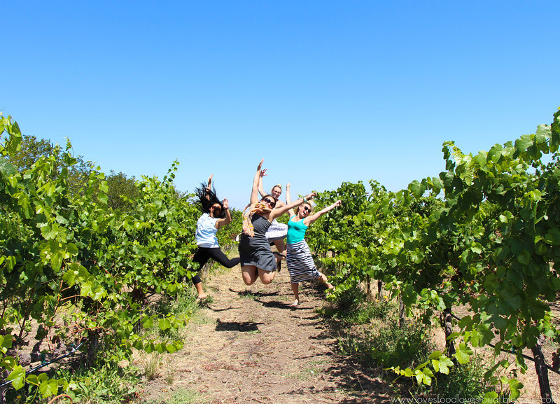 Wine Country or Bust: Sonoma / Loves Food, Loves to Eat