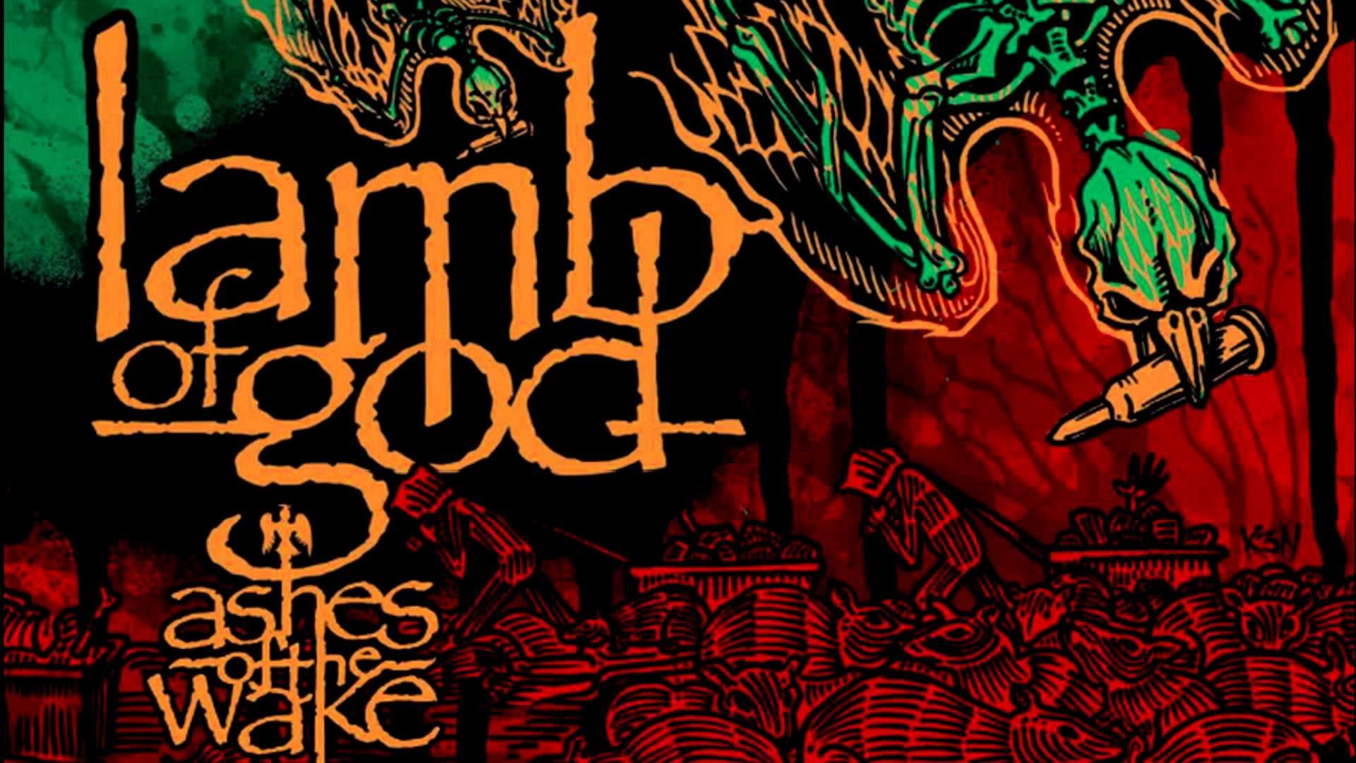 Lamb Of God Wallpaper 2018 76 Images
