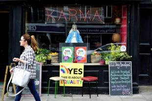 nozze gay, l' irlanda vota il referendum7