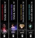 Title: The Faerie Ring Series (Books 1 - 4), Author: Kiki Hamilton