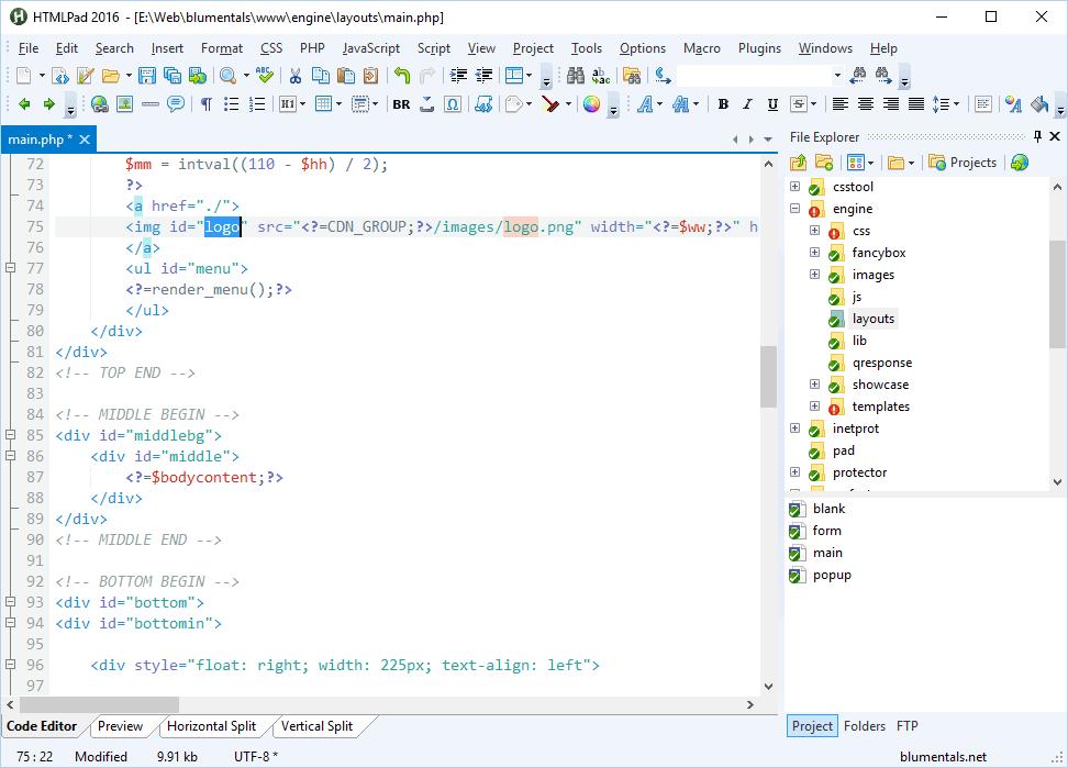 Blumentals HTMLPad 2016 Key