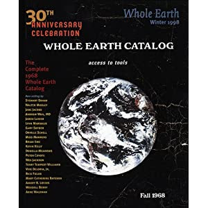 Original Whole Earth Catalog, Special 30th Anniversary Issue