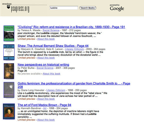 Searching Penn State with Google books http://www.psupress.org/books/book_subject_eurohist.html