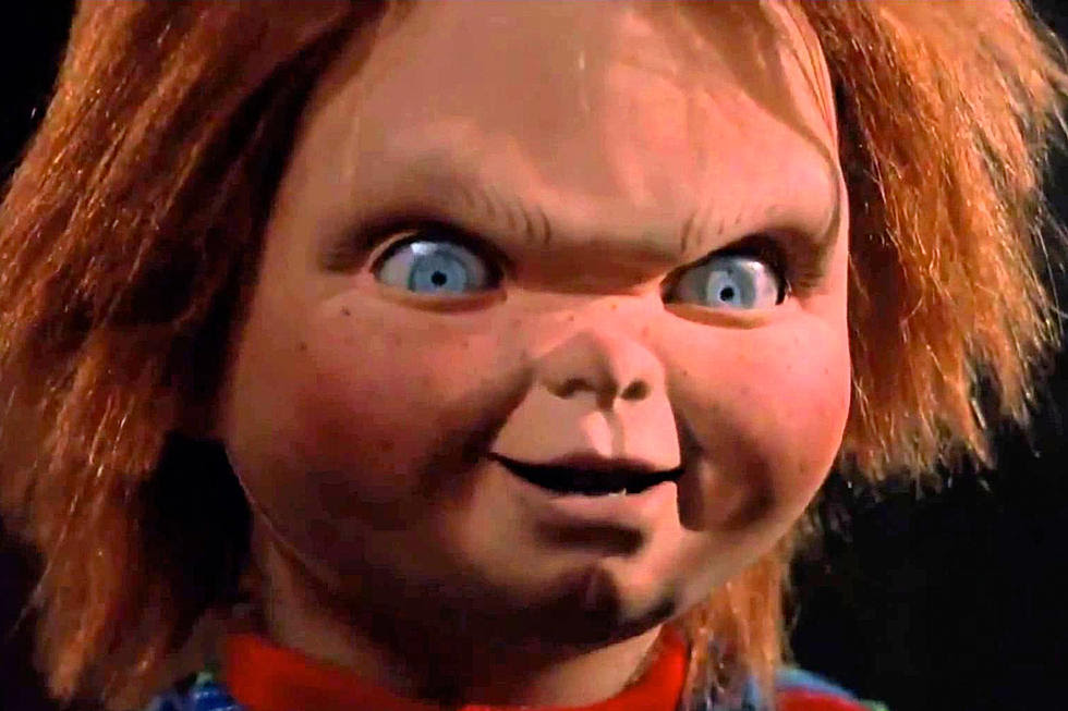 Driver Busted Using Chucky Doll As Passenger In Carpool Lane