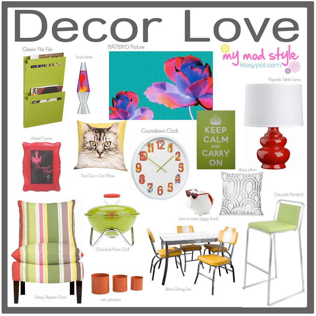 Decor Love - May 2010