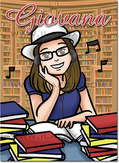 quadrinhos personalizados, quadrinhos pessoais, quadrinhos de presente, by ila fox
