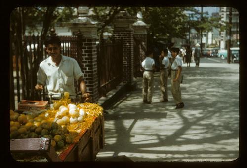 Entrada Escuela Labra-1957