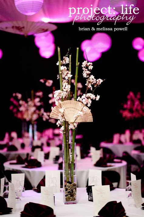 Planning Your Japanese Theme Wedding. #weddings #themes #