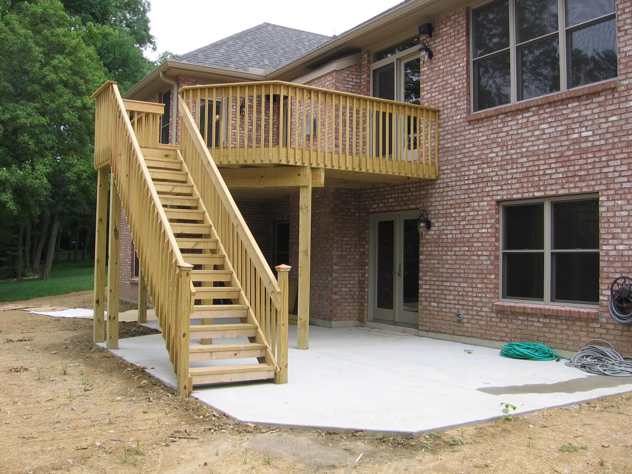Decks « Combs Builders, Inc.