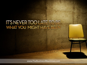 Motivational Quote For Today The Business Maximizer