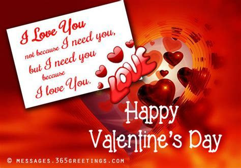 Happy Valentine's Day I Love You Greeting Pictures, Photos