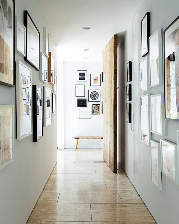 19 Nifty Modern Hallway Decorating Ideas You Will Love