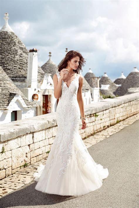 Wedding Dress Bianca   Eddy K. Dreams 2018 Collection