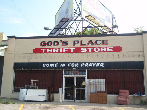 God's Place Thrift Store