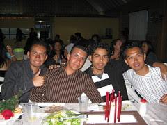 Noche de banquete