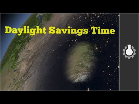Amazing explanation for Day Light Savings DST