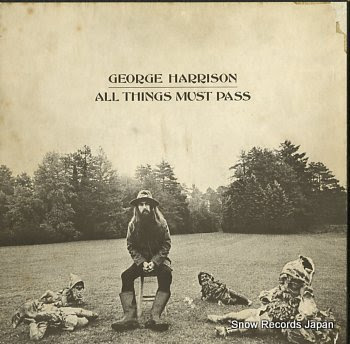 HARRISON, GEORGE all things must pass