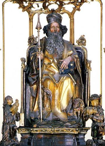 Anthony-statue