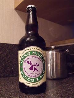Purple Moose, Madog's Ale / Cwrw Madog, Wales