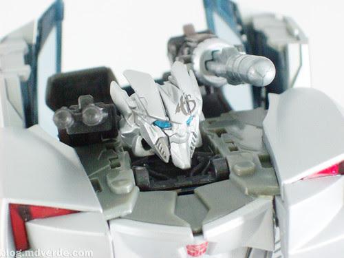 Transformers Sideswipe RotF Human Alliance - modo robot