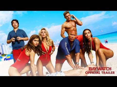 Los vigilantes de la playa (La pelicula) 2017