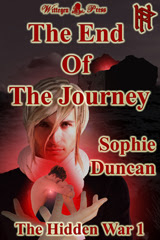 The End of the Journey by Sophie Duncan Front Cover