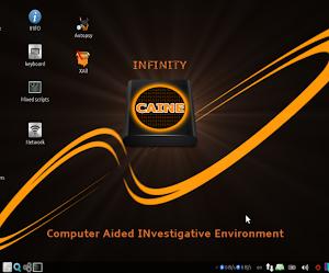 "Rilasciato CAINE 10.0 ""infinity"""