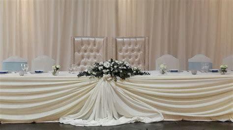 Wedding draping   CS Events
