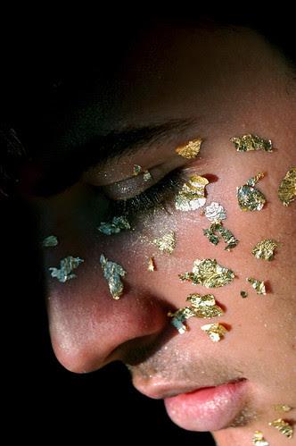 Golden tears by andrea francesco