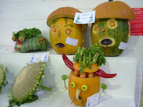 vegie heads