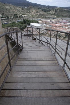 Las barandillas de acceso también se han renovado por completo.