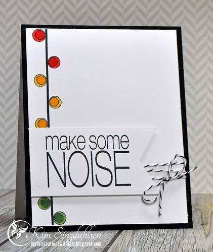 Make Some Noise 1