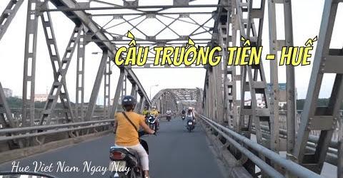 Thăm Đường Nguyễn Huệ - Huế Việt Nam Ngày Nay