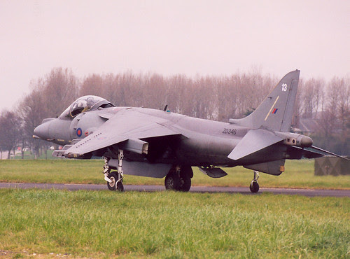 GR.7 ZD346 13 St Athan 1 250302