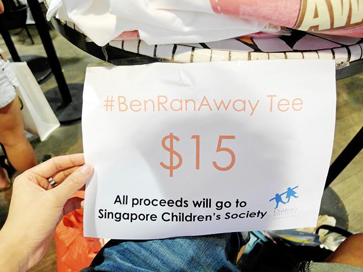benranaway tee 6