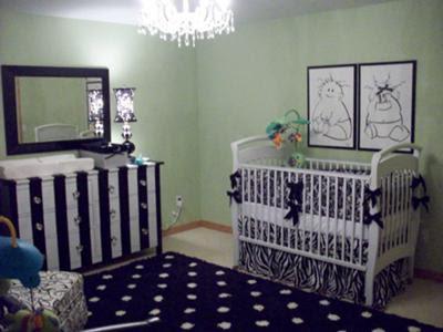 Baby Room Decor Nursery Decorating Ideas Twins