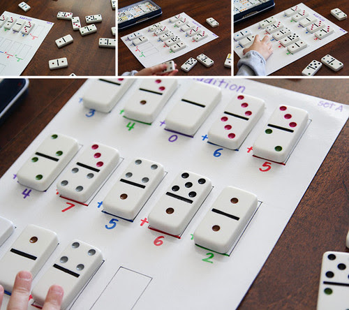 domino addition.