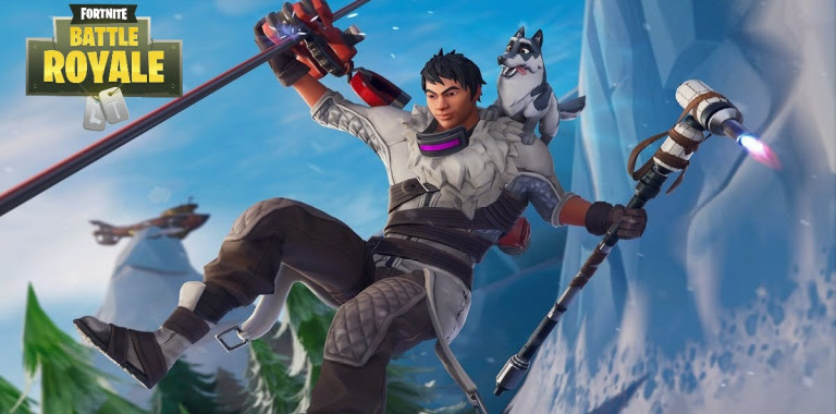 Guide Fortnite Défi Grand Froid Semaine 1 étoile