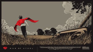 Man of Steel Mondo Posters Previewed